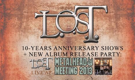 L.O.S.T. lanseaza un album live la implinirea a 10 ani