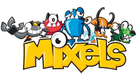 Mixels are premiera in Romania pe 3 februarie
