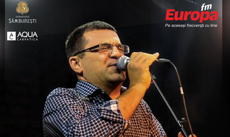 Mihai Margineanu se distreaza intre prieteni pe 2 iunie