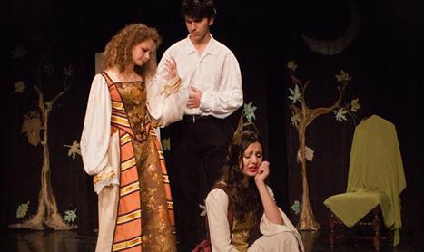 """Editia a cincea a """"Shakespeare's Heritage"""" incepe in 25 aprilie"""