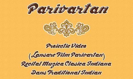 "Se lanseaza ""Parivartan"" – povestea unui turist in India"