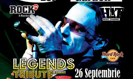 Tribut U2 cu ZEN GARDEN pe 26 septembrie la Hard Rock Cafe
