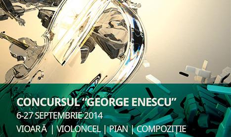 TVR 2 transmite in direct deschiderea Concursului George Enescu