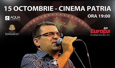 """Mihai Margineanu continua petrecerea cu """"Haimanalele la cinema"""""""
