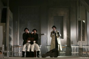 Cronici teatru
