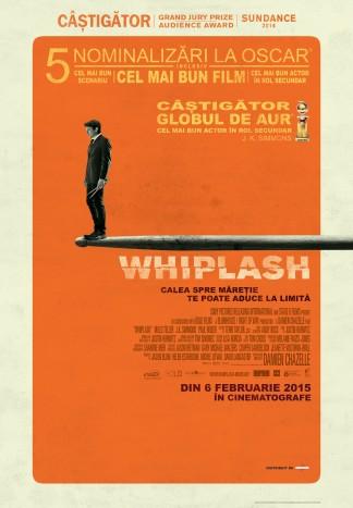 "InterComFilm a lansat trailerul subtitrat pentru ""Whiplash"""
