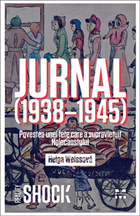 "Lansarea volumului ""Jurnal (1938 – 1945)"" de Helga Weissova"