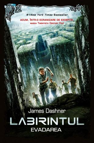Litera lanseaza seria de carti Labirintul ecranizata de Twentieth Century Fox