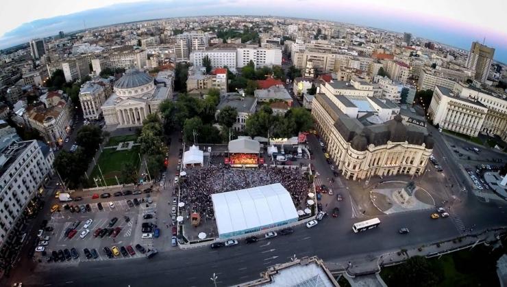 A inceput Bucharest Music Film Festival!