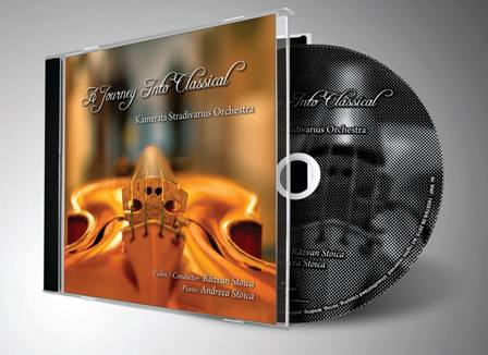 "Concert de lansare a albumului ""A journey into classical"""