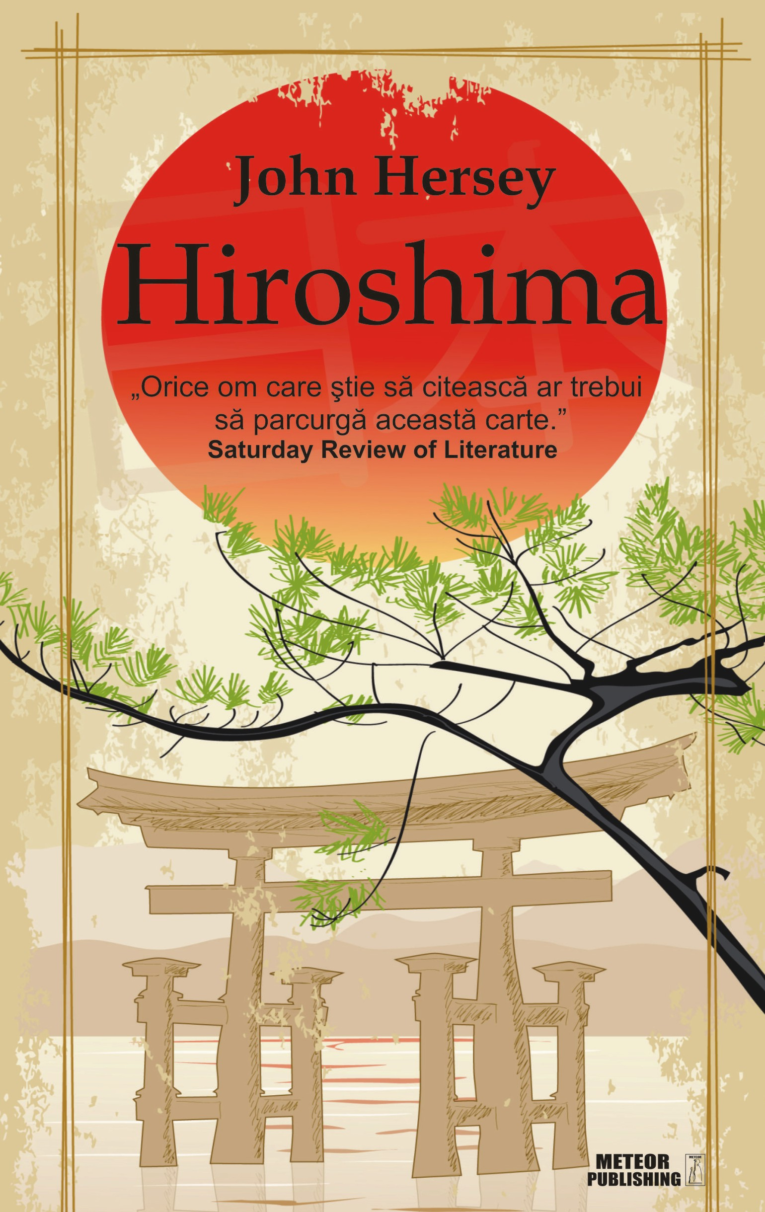 """Hiroshima"", amintirea unui eveniment apocaliptic"