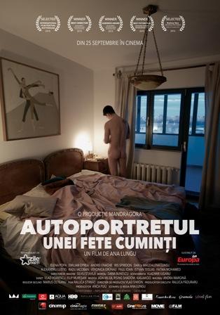 """""""Autoportretul unei fete cuminti"""" pe ecranele din Romania"""