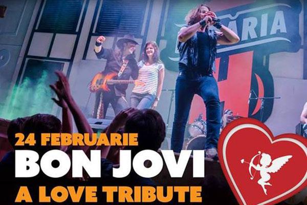 Bad Medicine aduce un tribut Bon Jovi in Beraria H