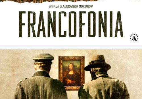 """Francofonia"" intra in cinematografe pe 22 iulie"