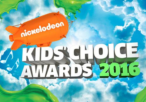 Gala Kids' Choice Awards se difuzeaza la Nickelodeon