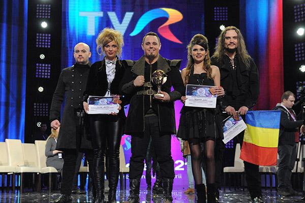 Ovidiu Anton reprezinta Romania la Eurovision 2016
