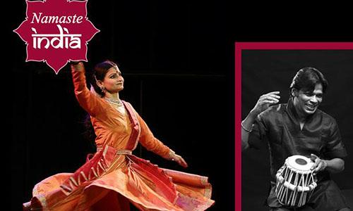 Recomandare de weekend: muzica si dans indian