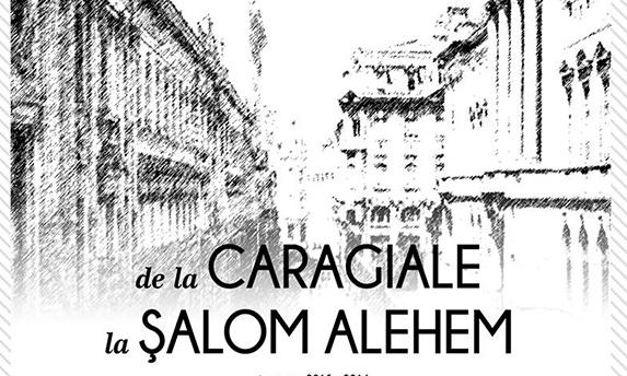 """Spectacol TES: """"De la Caragiale la Salom Alehem"""""""