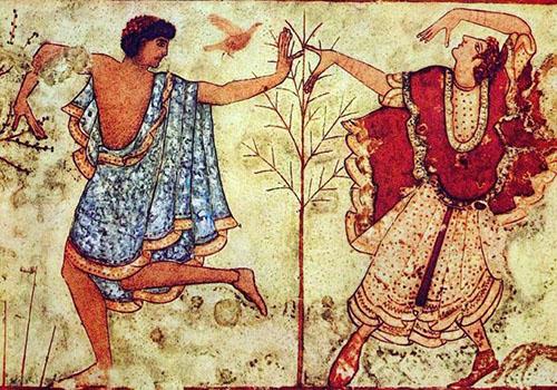 Descopera lumea antica: cultura, traditii, credinte