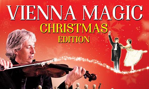 "Se apropie concertul ""Vienna Magic – Christmas Edition"""