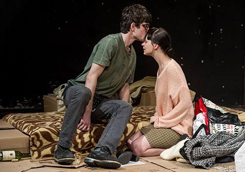 """""""Dureri fantoma"""" participa la un festival de teatru din Rusia"""
