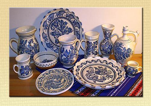 Targ cu mesteri si produse traditionale