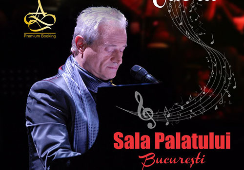 Amedeo Minghi va concerta in Bucuresti pe 18 noiembrie