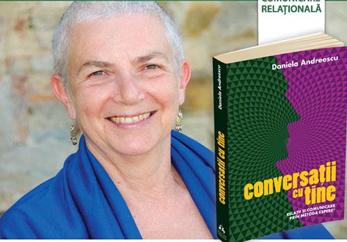 """Herald lanseaza a doua editie a cartii """"Conversatii cu tine"""""""