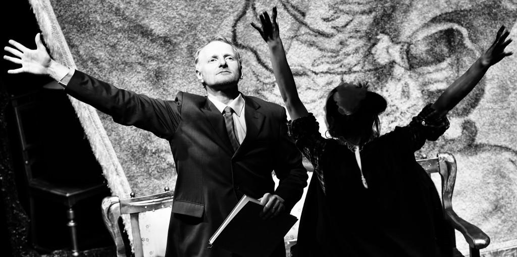 Stagiunea de teatru de la ARCUB se incheie cu trei spectacole