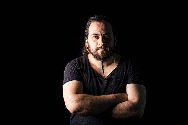 """Alin Dinca (Trooper): """"In ziua a opta este un album manifest"""""""
