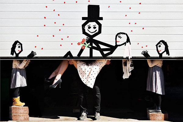 """Teatrul InDArt va propune un """"Divort in ziua nuntii"""""""