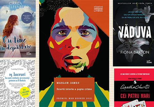 Lansarile Editurii Litera la Gaudeamus 2016