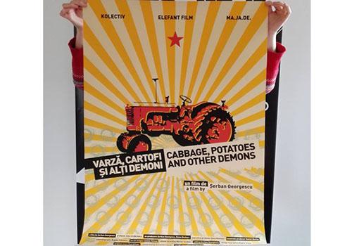 """Varza, cartofi si alti demoni"": ""Noi stim sa producem, dar nu stim sa vindem"""