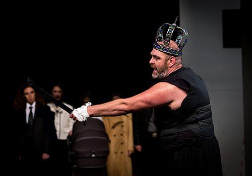 """Macbeth"" vine in avanpremiera la Teatrul Bulandra"