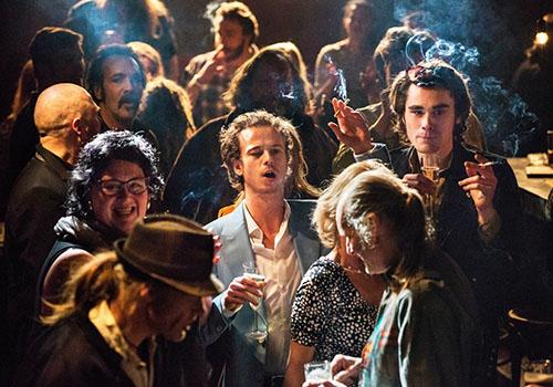 """Belgica"" intra in cinematografe pe 17 februarie"