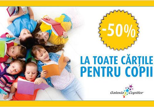 La Editura All, cartile pentru copii au preturi reduse