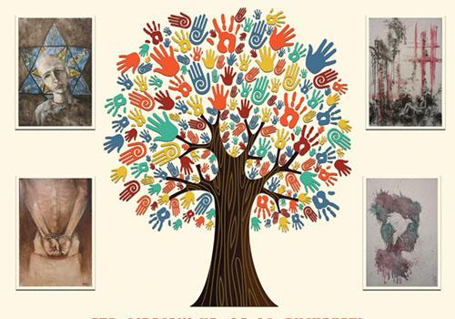 "Expozitie de pictura: ""Arta, educatie, memorie"""