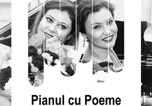 """Invitatie la poezie cu muzica: """"Pianul cu poeme"""""""