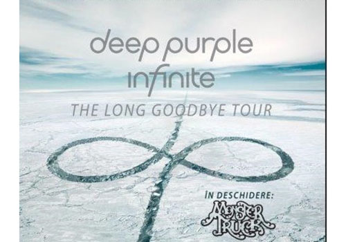 Noul album Deep Purple se va auzi la Romexpo