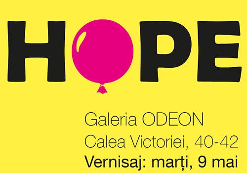 """""""Hope"""" – expozitie de instalatie Corina Sarbu"""