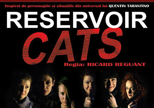 """Reservoir Cats"" se joaca la Cinema Pro"