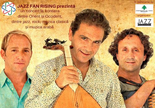 Rabih Abouh-Khalil concerteaza in Bucuresti pe 12 iunie