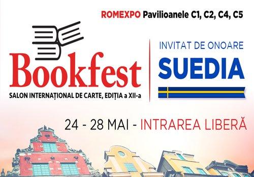 Bookfest 2017 se deschide pe 24 mai