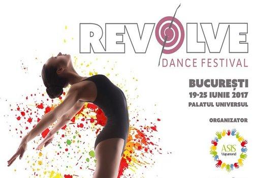 18-25 iunie: Revolve Dance Festivals