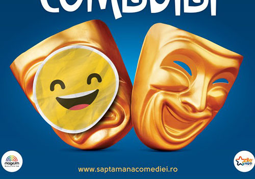 14-21 mai: Saptamana Comediei la Brasov