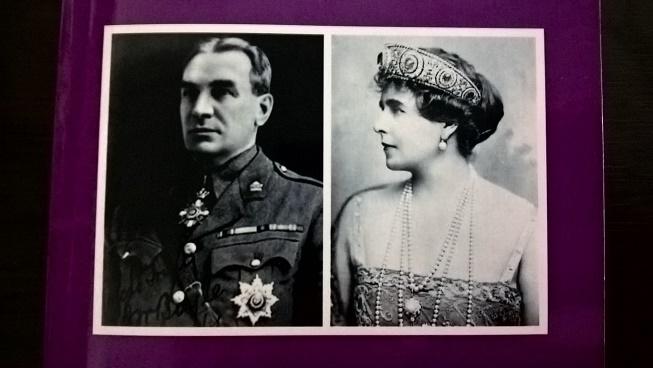 """Sorin Cristescu: """"Queen Marie of Romania and Colonel Boyle – Confessions"""""""
