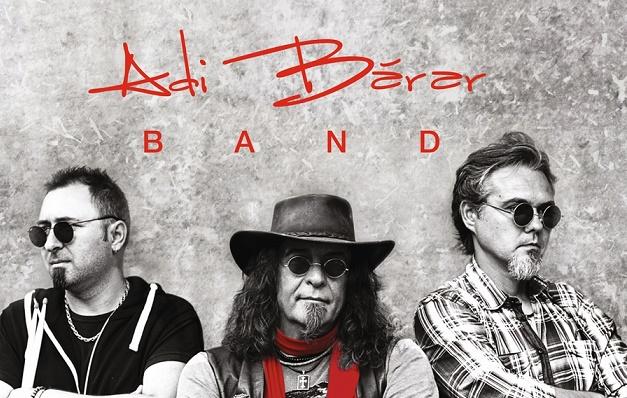 "Adi Barar a lansat albumul de blues ""Hold On!"""