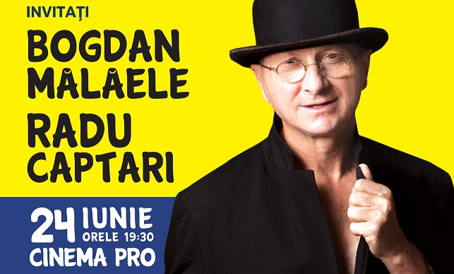 "24 iunie: o noua ""Editie speciala"" cu Horatiu Malaele"
