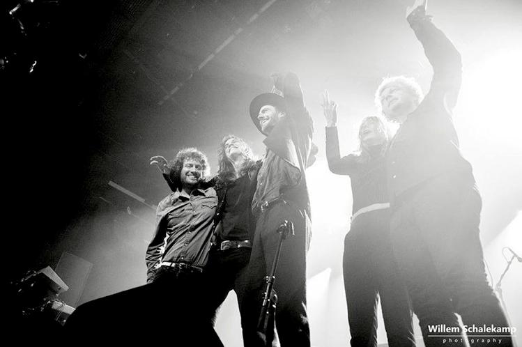 The Veils canta in Capitala pe 22 iunie