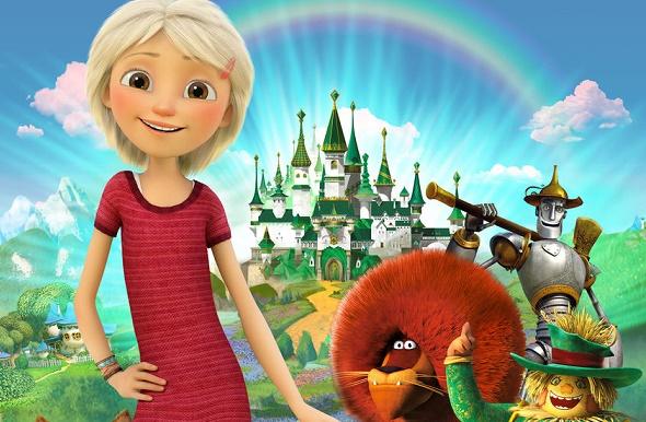 "Trailer ""Fantastica aventura din Oz"""